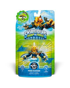Skylanders Swap Force Swappable Character Pack: Free Ranger