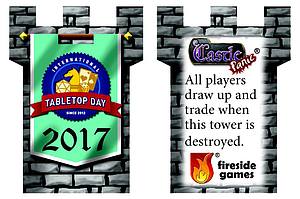 Castle Panic Tower