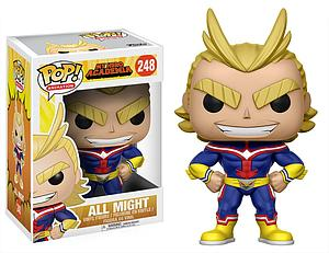 "Pop! Animation My Hero Academia 6"" Vinyl Figure All Might"