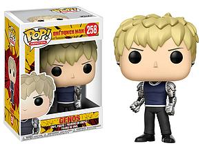 Pop! Animation One Punch Man Vinyl Figure Genos #258 (Vaulted)