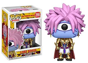 Pop! Animation One Punch Man Vinyl Figure Lord Boros #259 (Vaulted)