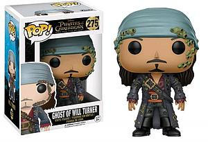 Pop! Disney Pirates of the Caribbean 5 Vinyl Figure Ghost of Will Turner #275