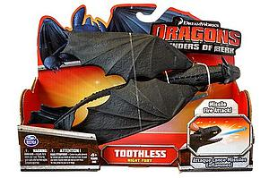 Spin Master Dragons: Defender of Berk: Missile Fire Attack Toothless (Night Fury)