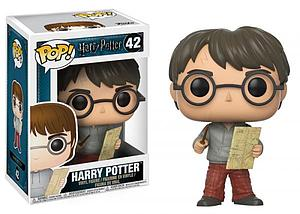 Pop! Harry Potter Vinyl Figure Harry with Marauder's Map (Cancelled)