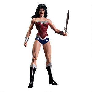 "DC Direct The New 52 Justice League 6"" Series 1 Wonder Woman"