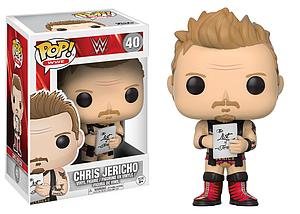 Pop! WWE Vinyl Figure Chris Jericho #40