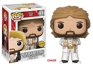 "Pop! WWE Vinyl Figure Old School ""Million Dollar Man"" Ted Dibiase #41 (Chase)"