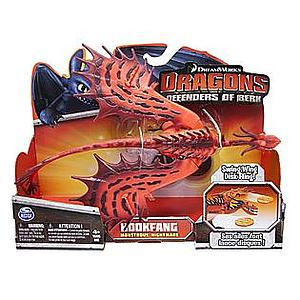 Spin Master Dragons: Defender of Berk: Hookfang Monstrous Nightmare