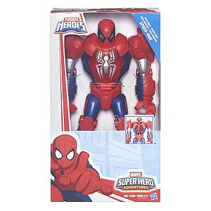 Playskool Heroes Marvel Super Hero Adventures Mech Armor Spider-Man