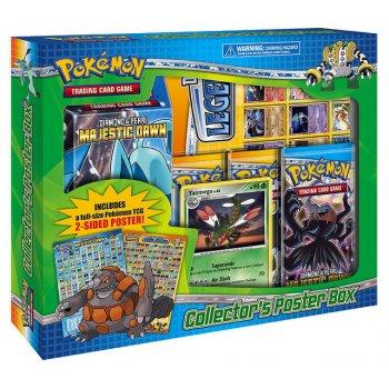 Pokemon Diamond /& Pearl Majestic Dawn Collector/'s Poster Box