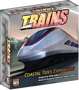 Trains: Coastal Tide