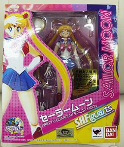 Sailor Moon S.H. Figurarts 20th Anniversary: Sailor Moon