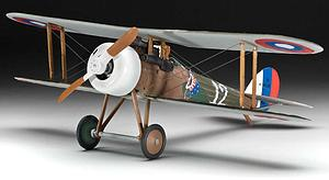 Nieuport N.28 C-1 (4189) (Retired)