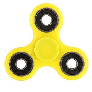 Fidget Spinner (Yellow)