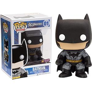 Pop! Heroes DC Universe Vinyl Figure Batman (The New 52) #01 Previews Exclusive