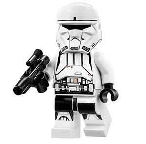 Star Wars Minifigure: Imperial Hovertank Pilot
