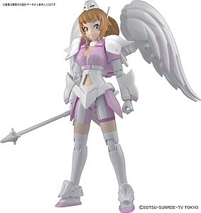 Gundam High Grade Build Fighters 1/144 Scale Model Kit: #054 Super Fumina Axis Angel Ver.