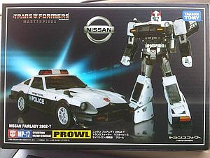 Transformers Masterpiece Series: Prowl (MP-17)
