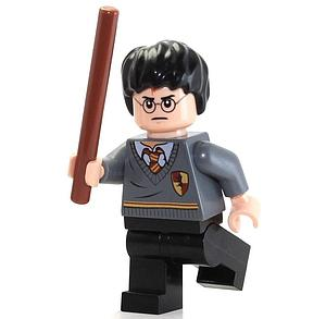 Movie Harry Potter Minifigure: Harry Potter (Cardigan)