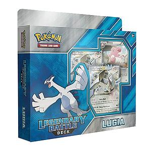Pokemon Trading Card Game: Legendary Battle Deck - Lugia
