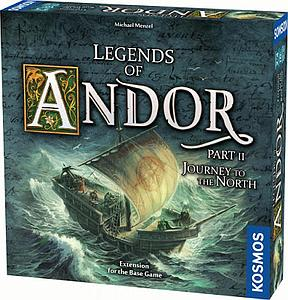 Legends of Andor: Part II Journey to the North