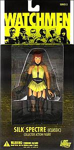 "DC Direct Watchmen Watchmen 6"" Series 1 Silk Spectre"
