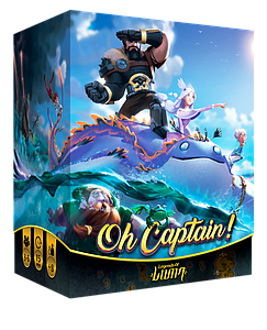 Legends of Luma: Oh Captain!