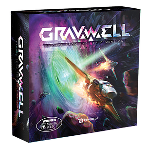 Gravwell: Escape from the 9th Dimension (Reprint)