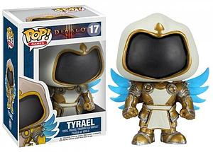 Pop! Games Diablo 3 Vinyl Figure Diablo Tyrael #17 (Vaulted)