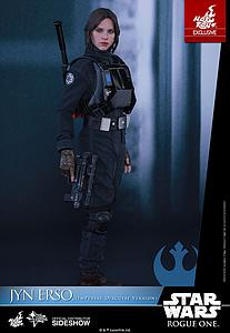 Jyn Erso (Imperial Disguise Version)