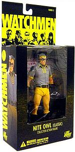 "DC Direct Watchmen Watchmen 6"" Series 2 Nite Owl"