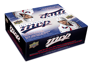 2017-2018 NHL Upper Deck MVP Retail Booster Box (36 Packs)