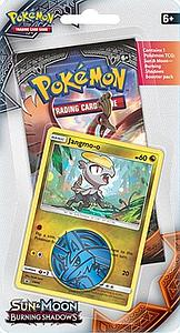 Pokemon Trading Card Game: Sun & Moon (SM3) Burning Shadows Jangmo-o Check Lane Booster