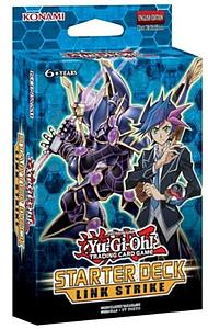 YuGiOh Trading Card Game Starter Deck: Link Strike
