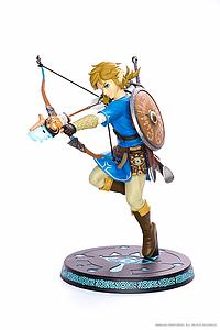 "The Legend of Zelda Breath of the Wild 10"" Statue Link"