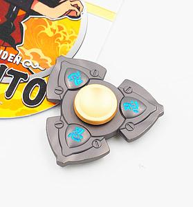 Fidget Spinner (Black) Metal Naruto