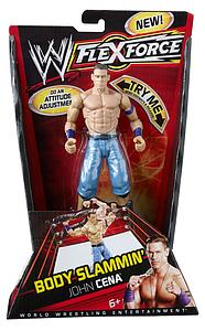 Mattel WWE Flexforce Body Slammin': John Cena