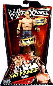 Mattel WWE Flexforce Fist Poundin': Kane
