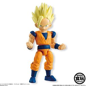 66 Action Dragon Ball Kai: Gohan #02