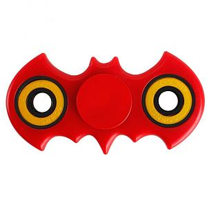 Batman Fidget Spinner (Red)