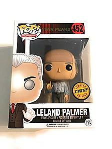 Pop! Television Twin Peaks Vinyl Figure Leland Palmer #452 (Chase)