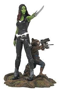 Marvel Gallery - Gamora & Rocket Raccoon