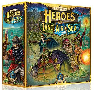 Heroes of Land, Air & Sea