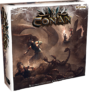 Conan: Stygian Expansion