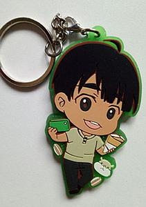 Yuri on Ice Keychain Chulanont Phichit (Rubber)