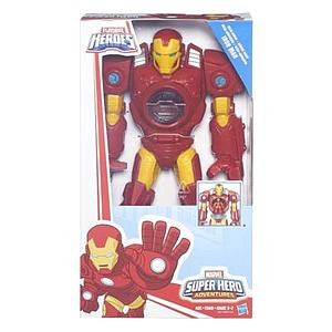 Playskool Heroes Marvel Super Hero Adventures Mech Armor Iron Man