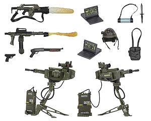 USCM Arsenal Weapons Pack