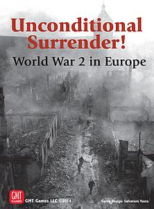 Unconditional Surrender! World War 2 in Europe