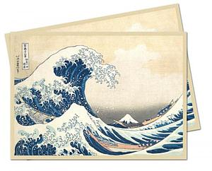 Art Collection Sleeves: Great Wave Off Kanagawa
