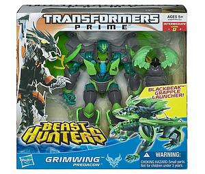 Transformers Prime Beast Hunters Voyager Class: Grimwing